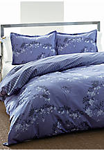 Blossom Eggplant Twin Comforter Set 86-in. x 66-in.