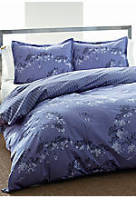 Blossom Eggplant King Comforter Set 96-in. x 110-in.