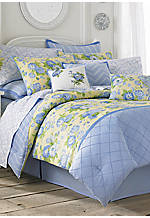 Salisbury French Blue King Comforter Set 92-in. x 106-in.