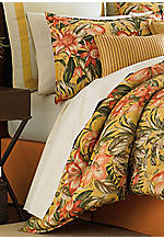 Tropical Lily Queen Sheet Set