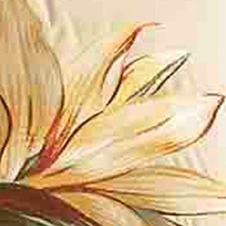 Tommy Bahama Bed & Bath Sale: Coconut Tommy Bahama BIRDS OF PARADISE 16 X 16 EMBR FLOWER DEC