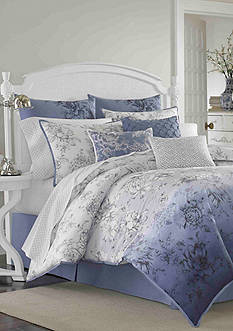 Laura Ashley LA DELPHINE EURO SHAM DS