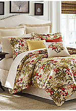 Daintree Tropics Queen Comforter Set 92-in. x 96-in.