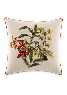 Tommy Bahama DAINTREE TROPICS 18X18 FLORAL PILLOW