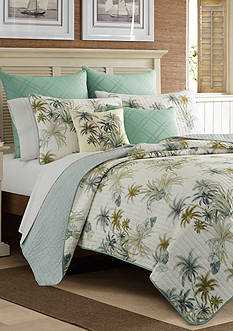 Tommy Bahama® SERENITY PALMS TWIN QUILT