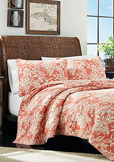Tommy Bahama® ORCHID RETREAT TWIN QUILT