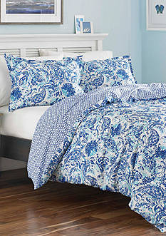 Poppy & Fritz® Brooke Reversible Comforter & Sham Set