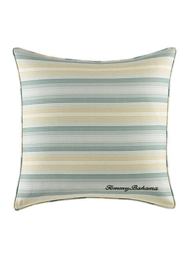 Tommy Bahama® Cuba Cabana Striped Decorative Pillow