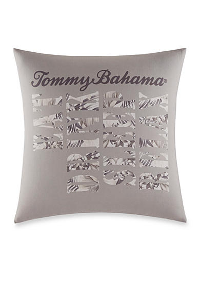 Tommy Bahama® Sandy Coast Printed Decorative Pillow