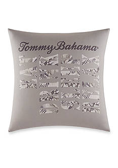 Tommy Bahama Sandy Coast Printed Decorative Pillow