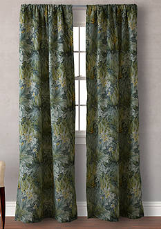 Tommy Bahama Cuba Cabana Pair of Curtain Panels