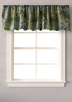 Tommy Bahama Cuba Cabana Window Valance