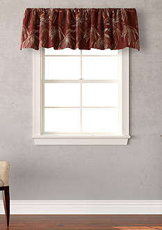 Tommy Bahama Cayo Coco Window Valance