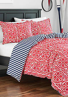 Poppy & Fritz® Morgan Reversible Comforter & Sham Set