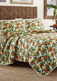 Tommy Bahama Parrot Cove Twin Quilt