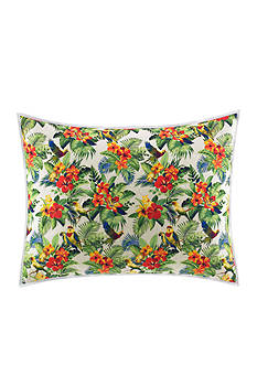 Tommy Bahama Parrot Cove Quilted Standard Sham