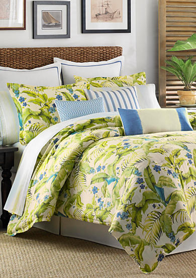 Tommy Bahama 174 Blue Palm Bedding Collection Belk