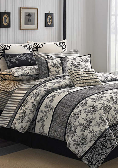 Laura Ashley Cassandra Bedding Collection - Online Only
