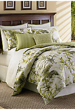 Island Botanical Green Pillow 16-in. x 16-in.
