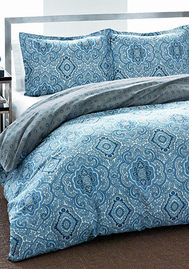 CITY SCENE® Milan Blue Duvet Set