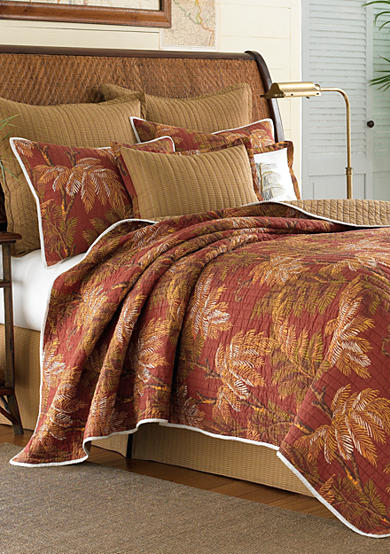 Tommy Bahama® Orange Cay Quilt - Online Only