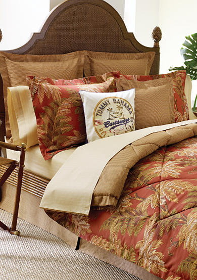 Tommy Bahama® Orange Cay Bedding Collection