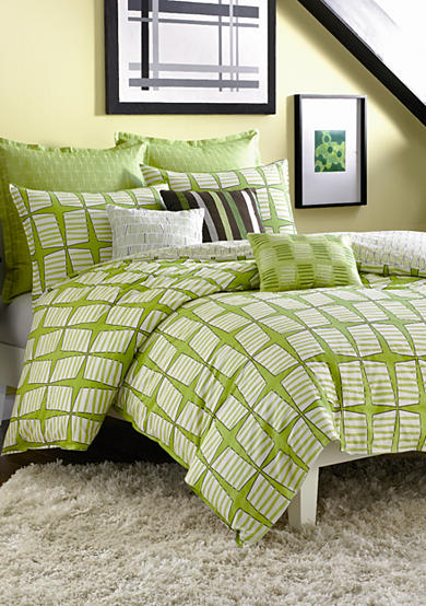 CITY SCENE® Pinwheel Duvet Collection - Online Only