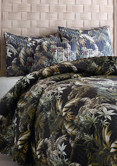 Tommy Bahama® Rainforest Botanical Quilt Collection