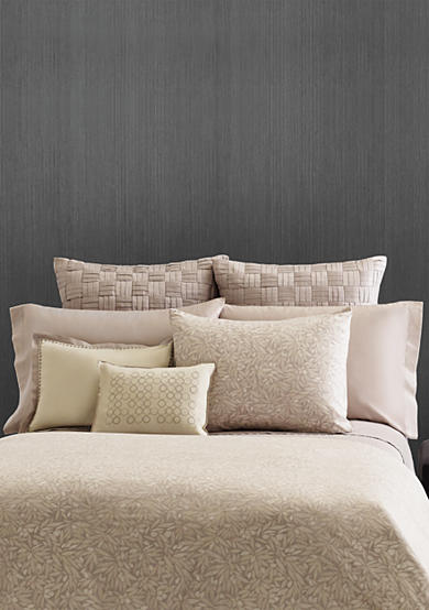 Vera Wang Bamboo Leaves Bedding Collection - Online Only
