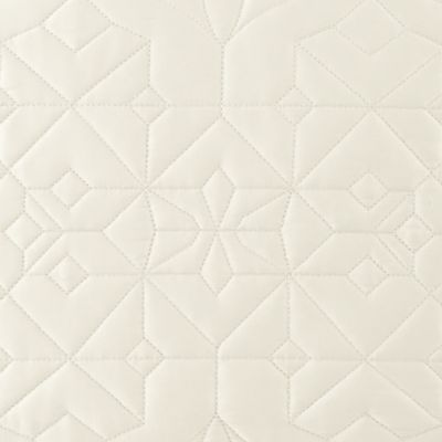 Quilts: Ivory Waterford LISMORE KG QLT SAGE