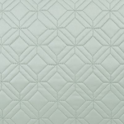 Quilts: Sage Waterford LISMORE KG QLT IVORY