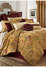 Bellwood Gold King Bedskirt 78-in. x 80-in. + 18-in. Drop