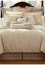 Lysander Ivory Queen Bedskirt 60-in. x 80-in. + 18-in. drop