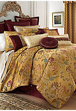 Bellwood Gold King Comforter 110-in. x 96-in.