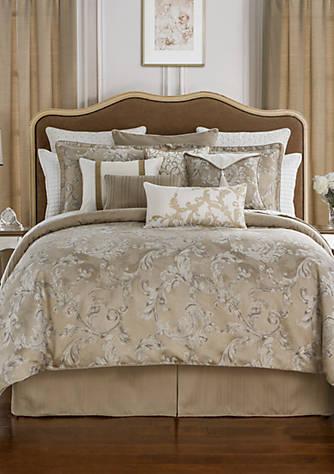 Waterford Chantelle California King Comforter Set Belk