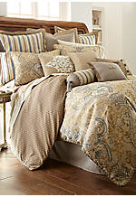 Harrison Natural California King Comforter 110-in. x 96-in.