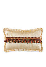 Bellwood Gold Decorative Pillow 12-in. x 20-in.