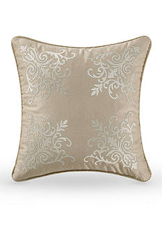 Waterford Britt Square Decorative Pillow 16-in. x 16-in.