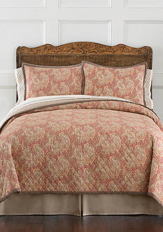 Waterford SONATA QN QUILT RED