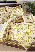 Catesby Palms Natural Full Comforter Set 86-in. x 90-in.