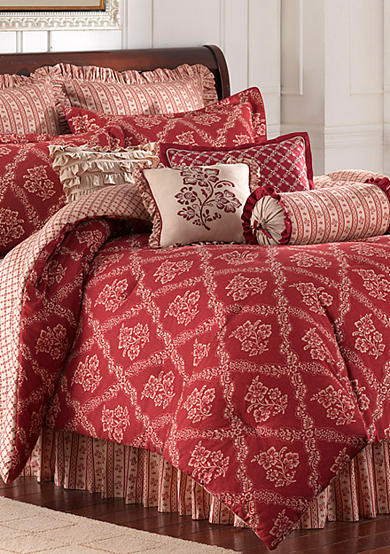 Williamsburg Meriwether 4-Piece Bedding Collection