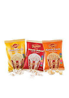 The Gifting Group Popcornopolis Gourmet Popcorn Single Serving Variety Pack