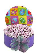 The Gifting Group Easter Yogurt Dipped Pretzels
