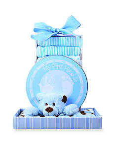 The Gifting Group Beary Cuddly Blue