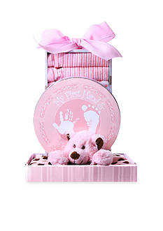 The Gifting Group Beary Cuddly Pink Set