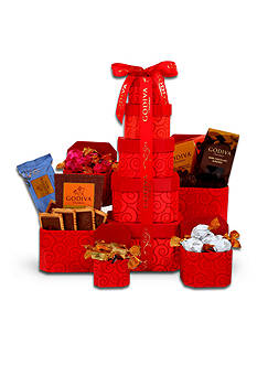 The Gifting Group Godiva Chocolate Tower