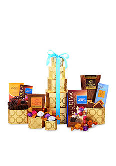 The Gifting Group Spring Godiva Chocolate Tower