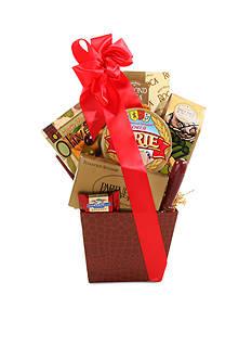 The Gifting Group Elegant Gourmet Gift Basket