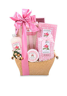 The Gifting Group Pink & Gold Gift Set