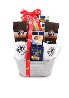 The Gifting Group Coffee Bean & Tea Leaf Gift Basket
